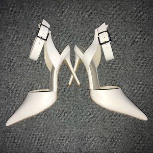 Victoria's Secret Heel with Ankle Strap